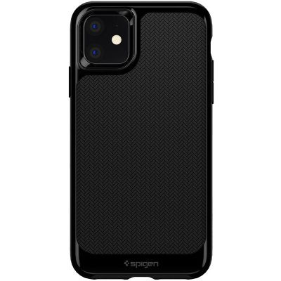 Spigen Neo Hybrid Jet Black iPhone 11 Tok