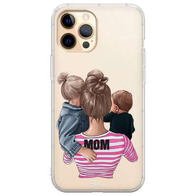 Mom Of Boy And Girl iPhone 12 Pro Max Tok