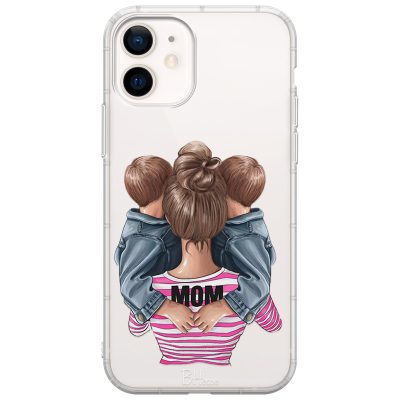 Mom Of Boy Twins iPhone 12 Mini Tok
