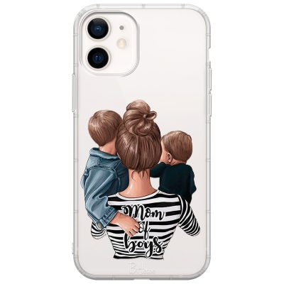 Mom of Boys iPhone 12 Mini Tok