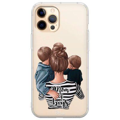 Mom of Boys iPhone 12 Pro Max Tok