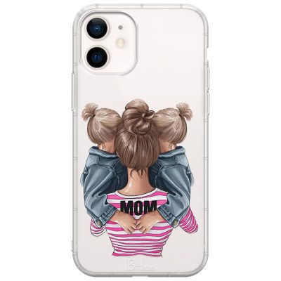 Mom Of Girl Twins iPhone 12 Mini Tok
