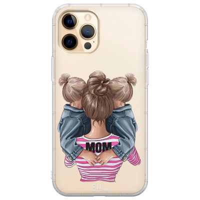 Mom Of Girl Twins iPhone 12 Pro Max Tok